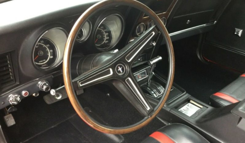 Ford Mustang 5,7 MACH 1 full