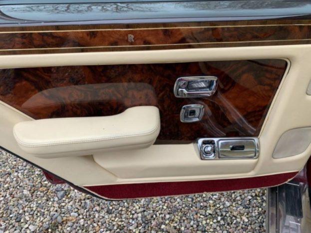 Rolls-Royce Silver Spur 6,8 V8 Aut full