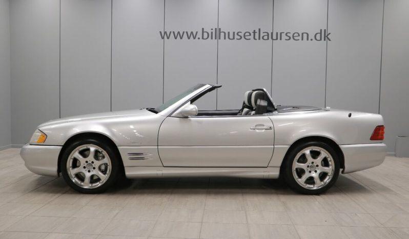 Mercedes-Benz SL-Klasse (R129) 500 Silver Arrow full