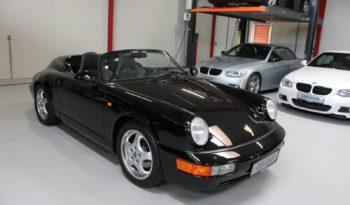 Porsche 911 964 Speedster Carrera 4 full