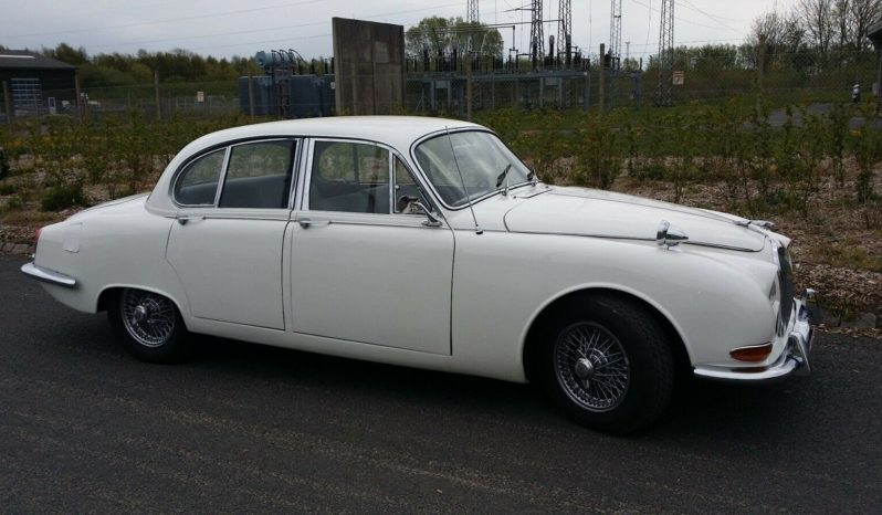 Jaguar S-Type 3,8 Aut full