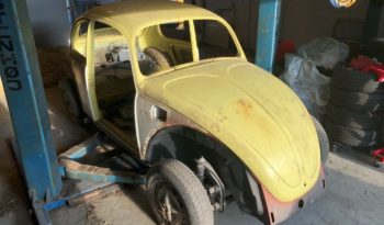 VW Bobbel Projekt full