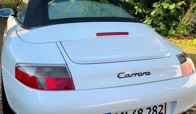 Porsche 911 996 Carrera 3,4 Cabriolet Tiptr. full
