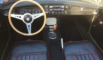 MG MGB 1,8 Pull-handle full