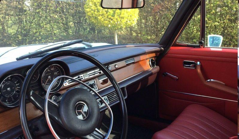 Mercedes-Benz S-Klasse (W108/109) 280 S 2,8 Aut full