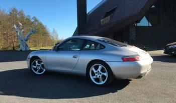 Porsche 911 996 3,4 Coupe tiptr. full