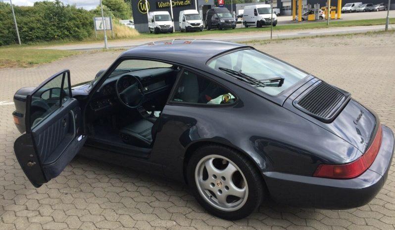 Porsche 911 964 Carrera 4 3,6L coupe full