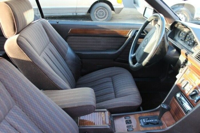 Mercedes-Benz E-Klasse (W124) 230 CE 2,3 Aut full