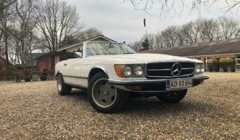 Mercedes-Benz SL-Klasse (R107) 450 SL V8 Aut full