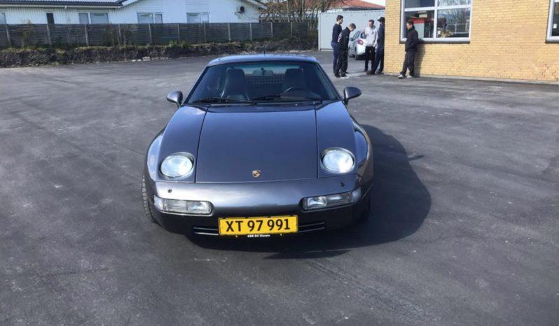 Porsche 928 S4 Pick up full