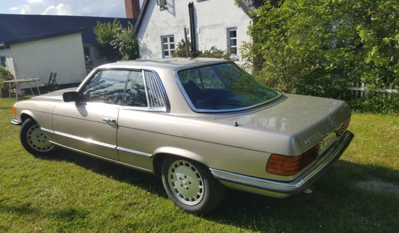 Mercedes-Benz 220-280 (W111) R107 full