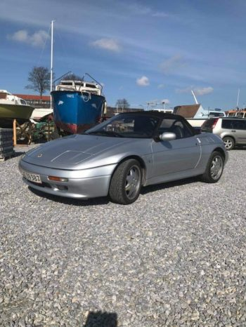 Lotus Elan m100/1.6 turbo full