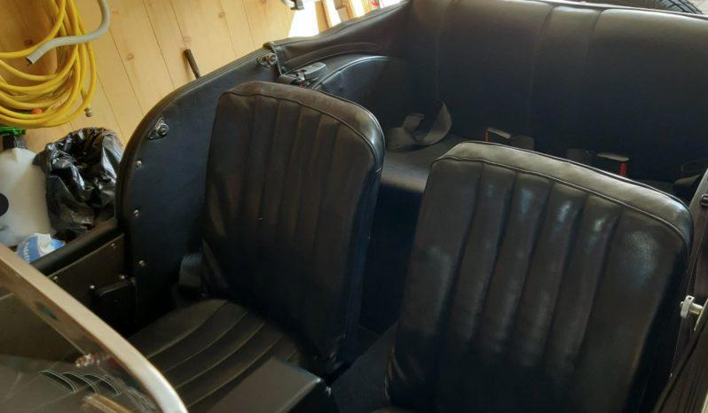 Morgan 4/4 roadster full