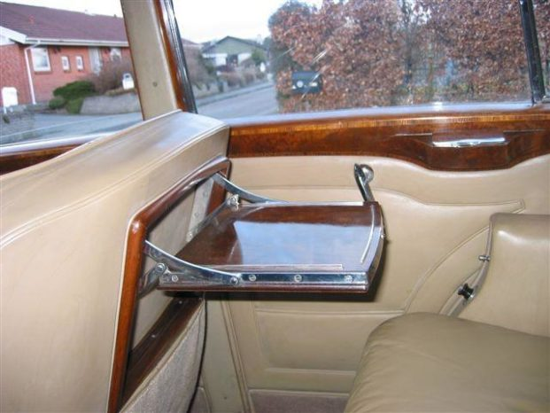 Bentley Øvrige MK VI Sport Saloon full