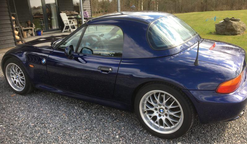 BMW Z3 1,9 Roadster full