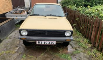 VW Polo 2 Door Coupe 1977 full