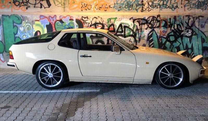 Porsche 924 924 full