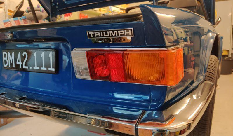 Triumph TR6 Pi full
