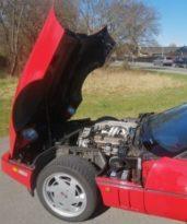 Chevrolet Corvette C4 Targa full
