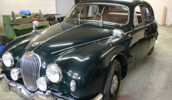Jaguar Mk I 3,4 SALOON full