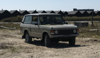 Land Rover Range Rover Classic Suffix A full