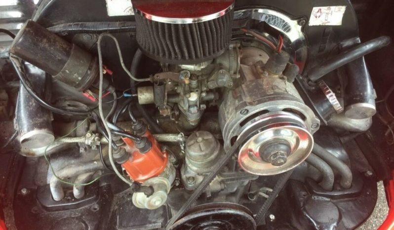 VW Bobbel California-look full