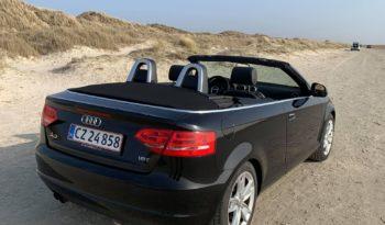 Audi Øvrige A3 Cabriolet full
