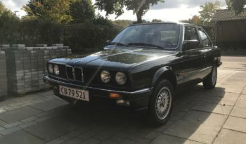 BMW 3-serie E30 323i full