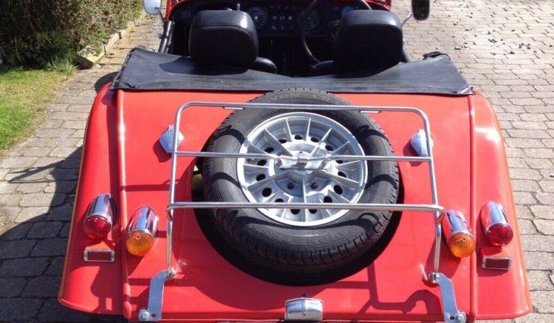 Morgan Plus 8 3,5 2 seater full