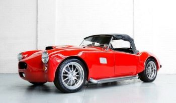 MG MGA Roadster V6 full