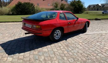 Porsche 924 2,0 full