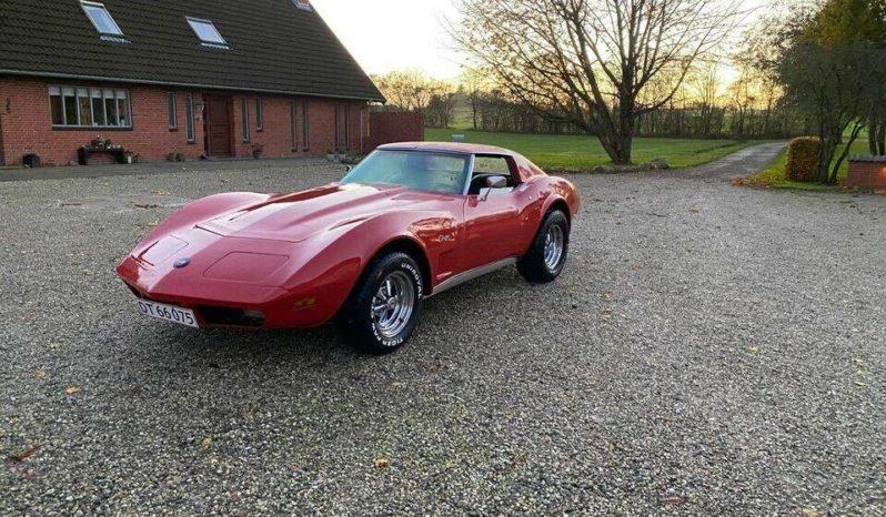 Chevrolet Corvette 5,7 V8 Stingray Targa full