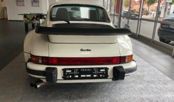 Porsche 911 930 3,3 Turbo Coupe full