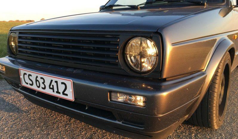 VW Golf II 1,8 CL full