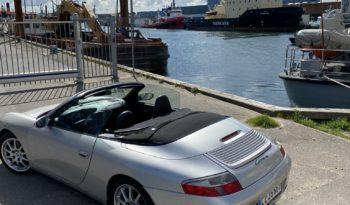 Porsche 911 Carrera 2 Cabriolet 3,4 full