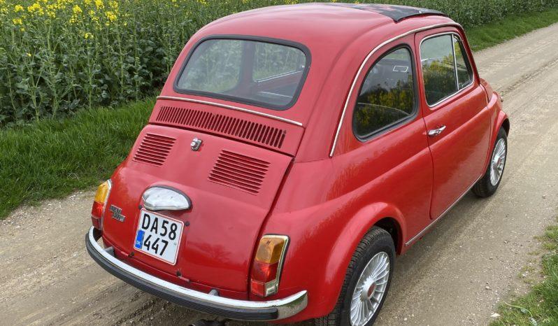 Fiat 500 110F full