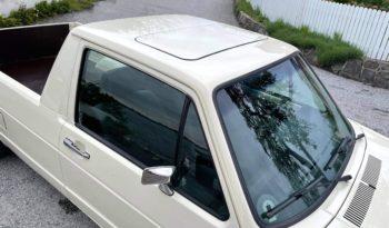 VW Øvrige Caddy Mk 1 full