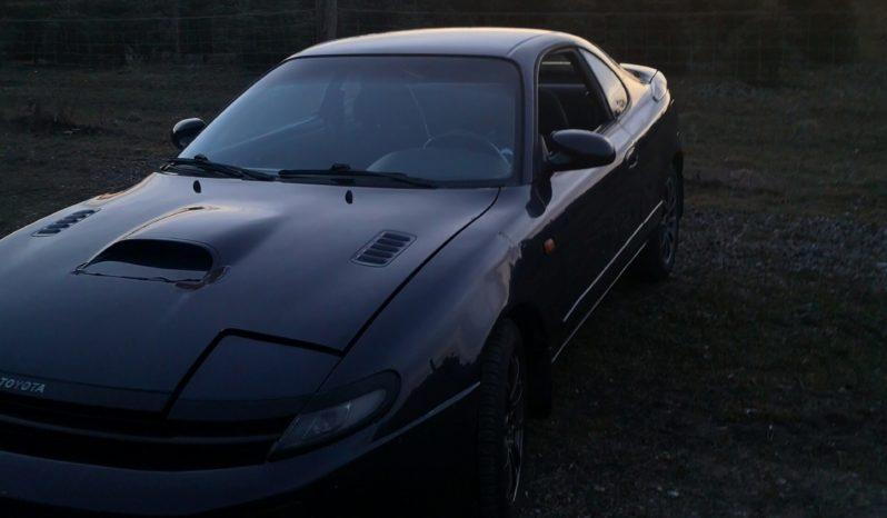Toyota Celica 2,0 full