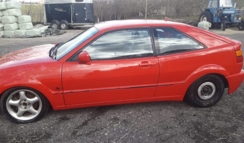 VW Corrado G60 1,8 full