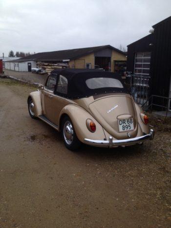 VW Bobbel 1500 full