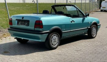 VW Polo 1,3 Cabriolet full