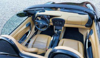 Porsche Boxster S 3,2 full