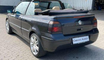 VW Golf IV 2,0 Highline Cab full