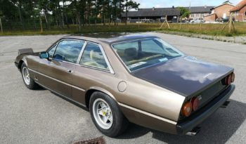Ferrari 400 GTA Columbo V12 full