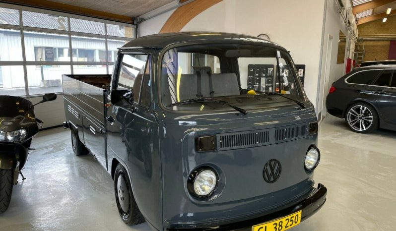 VW T2 1,6 Pick-up full