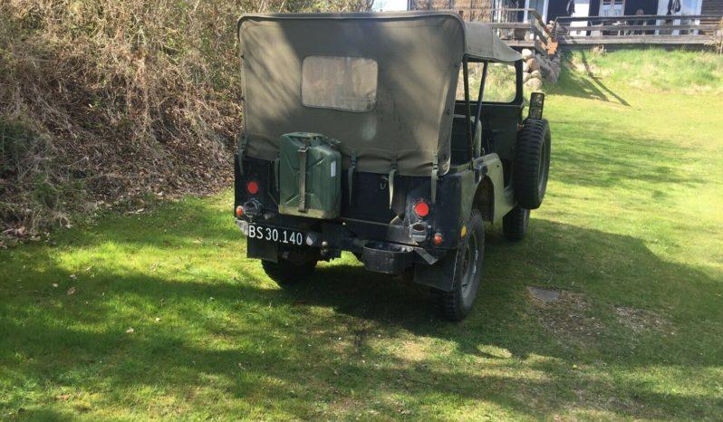 Jeep Øvrige M38A1 5,7 CDN3 full