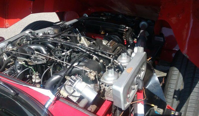 Jaguar E-Type 5,3 roadster full
