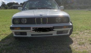 BMW 3-serie E30 cabriolet full