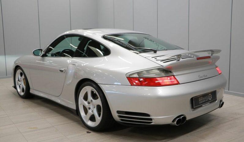 Porsche 911 996 Turbo Coupe full