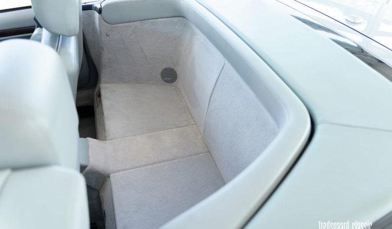 Mercedes-Benz SL-Klasse (R129) SL500 full